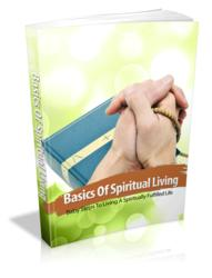 Basics of Spiritual Living