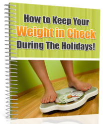 Keep Your Weight In Check During The Holidays